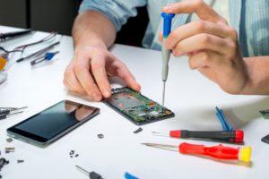 Обучение ремонту сотовых телефонов в Махачкале.